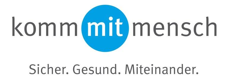 Logo kommmitmensch